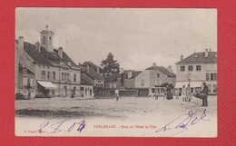 Fayl Billot -- Place De L Hôtel De Ville - Fayl-Billot