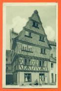 "CPA Limburg "" Haus Zum Adler  ""  LJCP 21 - Limburg"