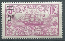 Nouvelle Calédonie -    - Yvert N° 136 *   Cw 19915 - New Caledonia