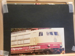 A7687    DOC.  ALLEMAGNE - Zeppelins