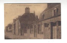 SAINT VAAST La Hougue , Rue De Réville , éd. Leplay - Saint Vaast La Hougue