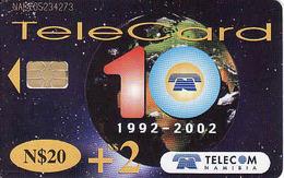 Namibia Chip Telecom Card - Namibie