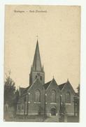 Wortegem   *  Kerk (Voorkant) - Wortegem-Petegem