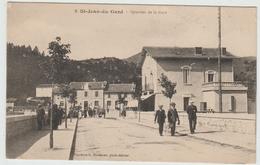 SAINT JEAN DU GARD (30) - QUARTIER DE LA GARE - Saint-Jean-du-Gard