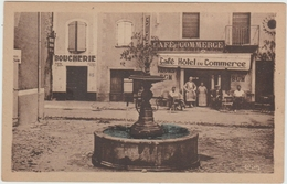 GENOLHAC (30) - LA FONTAINE - France