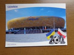 Voetbal - Football / Stadion - Gdansk --> Unwritten - Fussball