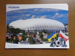 Voetbal - Football / Stadion - Poznan --> Unwritten - Fussball