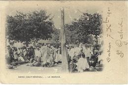 MALI - KAYES - Le Marché - Ed. Ch. Vinche, Verviers - Mali