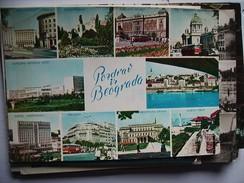 Servië Serbien Beograd Pozdrav Greetings - Servië