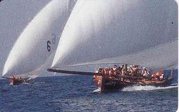 United Arab Emirates Dhs 30, Dhow, Ship, Chip - Emirats Arabes Unis