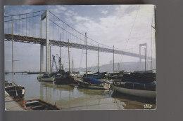 Cpsm ,   Bordeaux Grand Pont  ( Texte Descriptif Au Dos ) ,   Voyagé - Bordeaux