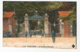 TOULOUSE. LA POUDRERIE NATIONALE - Toulouse