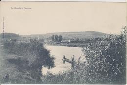 D54 - LA MOSELLE A CUSTINES - France