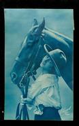 Cheval  Paard  Femme  Vrouw - Pferde