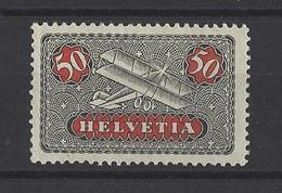 SUISSE. YT PA 9 Neuf **  1923-33 - Poste Aérienne