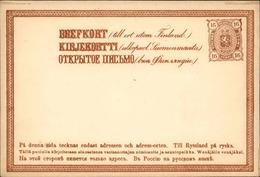 FINLANDE - Entier Postal Ancien Non Voyagé - A Voir - L 5954 - Finlande