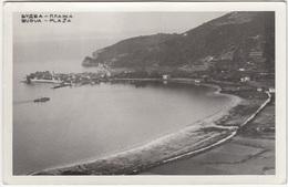 Budva Beach Old Photopostcard (Griesbach I Knaus) Travelled 1935 To Ljubljana B170105 - Montenegro