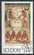 1397 Germania Democratica 1972 Cacciatori Di Uccelli. Egitto  C. 2400 A.C.  Museo DDR Nuovo Preobliterato
