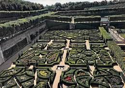37 - VILLANDRY - Le Jardin Symbolique - L´ Amour Volage - L´ Amour Tendre - L´ Amour Tragique - L´ Amour Folie - France
