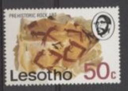 Lesotho Prehistory Prehistoire Peintures Rupestres - Preistoria