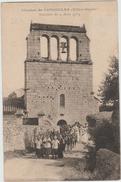 CLOCHER De CONCOULES (30) - SOUVENIR DU 2 AOUT 1914 (DEBUT DE LA PREMIERE GUERRE MONDIALE) - Andere Gemeenten