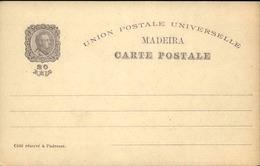 PORTUGAL / MADÈRE - Entier Postal Illustré Non Voyagé - A Voir - L 5967 - Madère