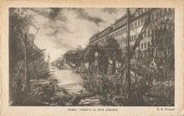 216 - ROMA - PORTO DI RIPA GRANDE - Roma