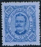 Cabo Verde, 1893/5, # 35 Dent. 13 1/2, MH - Islas De Cabo Verde