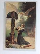 AK   ANGEL   ENGEL  1916. - Anges