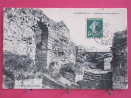76 - Lillebonne - Ruines Du Cirque Romain - Scans Recto-verso - Lillebonne