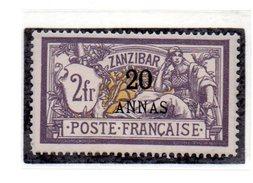 Zanzibar N°56 - Neuf * - Nuovi