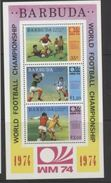 Barbuda Football - World Cup