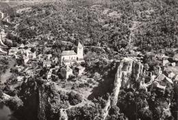 Saint Cirq Lapopie 46 - Vue Générale - Saint-Cirq-Lapopie