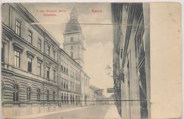 Kassa - Saint Orsolya Priori :) - Slovakia