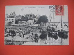 CPA    Bergerac  Les Quais  Voyagé - Bergerac