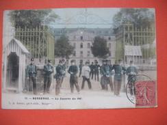 CPA  Bergerac La Caserne Du 108 é    Voyagé - Bergerac
