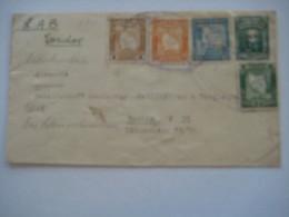 1930 , Ca., 5   C. Ganzsache  Nach Deutschland Verschickt - Bolivia