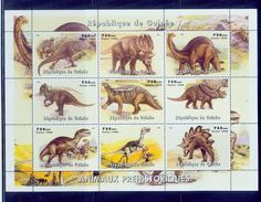 Guinea / 1998 Dinosaurs /good Condition - Other