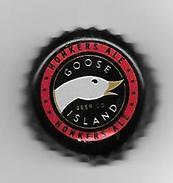 9 / USA /  CAPSULE BIERE GOOSE ISLAND - Bière