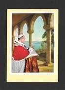 RELIGIONS - PAPES - VISITE DU PAPE PAUL VI À MONT SERMON SUR LE LAC DE GENESARETH - Papes
