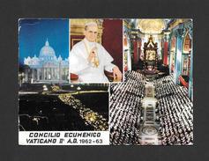 RELIGIONS - PAPES - PAPE PAUL VI - CONCILIO ECUMENICO VATICANO II  A.D. 1962-63 - Papes