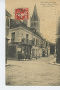 BEAULIEU Près LOCHES - Le Carroie - Rue De L'Abbaye , Clocher De L'Abbaye - Andere Gemeenten