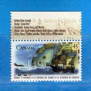 Canada ** - 1997 - Yvert. 1519 - Jean Caboto. MNH.   Vedi Descrizione.   (F) - 1952-.... Regno Di Elizabeth II