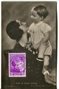 Koningin Astrid é Boudewijn - 447 - Maximumkaarten