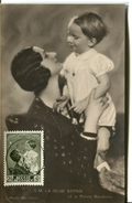 Koningin Astrid é Boudewijn - 448 - Maximumkaarten