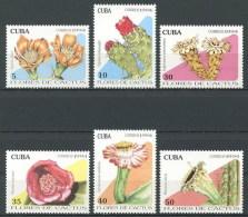 Cuba 3385/3390 ** MNH. 1994 - Nuevos