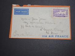FRANCE / SENEGAL - Enveloppe Par Avion De Dakar Pour La France En 1936  - A Voir - L 5990 - Sénégal (1887-1944)