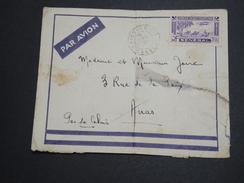 FRANCE / SÉNÉGAL - Enveloppe Par Avion De St Louis Pour La France En 1936  - A Voir - L 5991 - Sénégal (1887-1944)