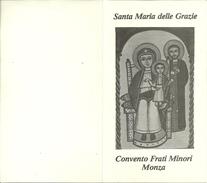 Chiesa Di Santa Maria Delle Grazie, Monza, Convento Frati Minori, Celebrazioni Di Natale - Religión & Esoterismo