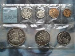 New Zealand 1967 UNC Polished Standard Specimen Set In Sealed Pack By Royal Mint - New Zealand